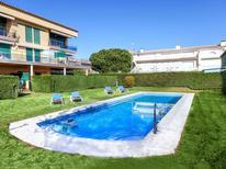 Appartement 1381068 voor 6 personen in S'Agaró