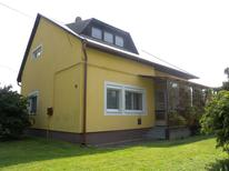 Holiday home 1381299 for 6 persons in Balatonlelle