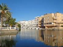 Holiday apartment 14500 for 3 persons in Empuriabrava