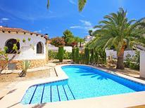 Rekreační dům 15433 pro 4 osoby v Benissa