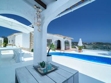 Holiday home 15679 for 4 persons in Moraira