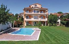 Mieszkanie wakacyjne 155480 dla 5 osób w Novigrad