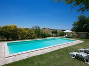Für 6 Personen: Hübsches Apartment / Ferienwohnung in der Region Castelnuovo Berardenga
