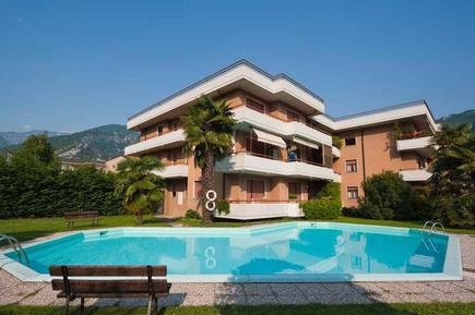 Holiday apartment 188615 for 5 persons in Torbole