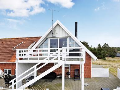 Rekreační dům 190002 pro 8 osob v Rindby