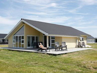 Holiday home 210522 for 8 persons in Tranum Strand