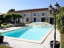 Dom wakacyjny 219758 dla 9 osoby w Asnieres la Giraud