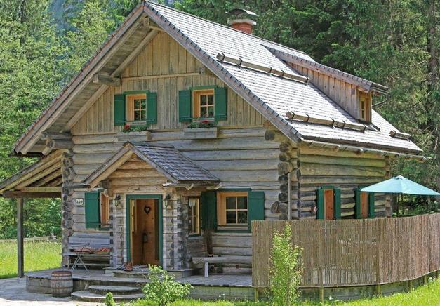 vakantiehuis voor 7 personen in gosau atraveo objectnr 223908. Black Bedroom Furniture Sets. Home Design Ideas
