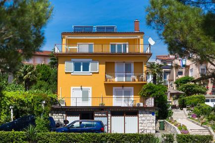 Appartement de vacances 227085 pour 8 personnes , Crikvenica