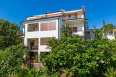 Holiday apartment 227820 for 4 adults + 1 child in Crikvenica