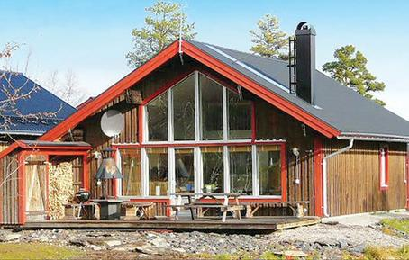 Holiday home 233941 for 8 persons in Jäckvik