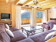 Gemütliches Ferienhaus : Region Hérémence für 8 Personen