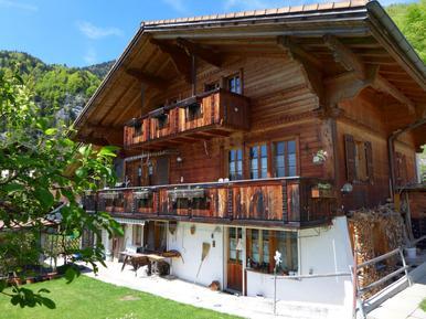 Appartement de vacances 258616 pour 4 personnes , Brienz