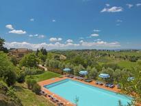 Appartement 261072 voor 4 personen in Volterra