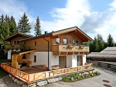 Holiday home 263205 for 8 persons in Königsleiten