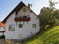 Appartamento 265351 per 4 persone in Reichelsheim
