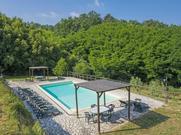 Gemütliches Ferienhaus : Region Montecatini Terme für 16 Personen
