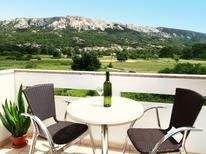 Holiday apartment 270535 for 6 persons in Baška