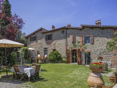 Ferienwohnung 275328 für 4 Personen in Montevarchi