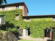 Gemütliches Ferienhaus : Region Pescia für 2 Personen