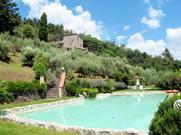 Für 8 Personen: Hübsches Apartment / Ferienwohnung in der Region Pescia