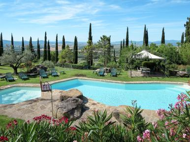 Holiday apartment 276416 for 5 persons in Roccatederighi
