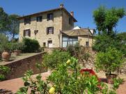 Gemütliches Ferienhaus : Region San Gimignano für 10 Personen