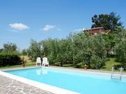 Gemütliches Ferienhaus : Region Santa Maria a Monte für 6 Personen