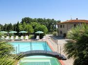 Für 8 Personen: Hübsches Apartment / Ferienwohnung in der Region La Sterza