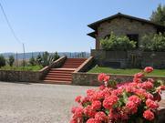Gemütliches Ferienhaus : Region La Sterza für 5 Personen