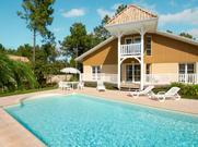 Ferienhaus mit Pool für 10 Personen ca. 110 m² in Lacanau-Océan, Gascogne