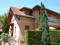 Holiday apartment 292022 for 5 persons in Balatonboglar