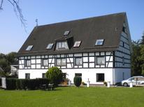 Appartement 298855 voor 7 personen in Attendorn-Silbecke