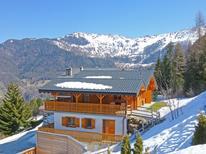 Ferienhaus 300488 für 12 Personen in La Tzoumaz
