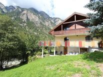 Ferienwohnung 324332 für 4 Personen in Sankt Niklaus