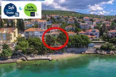 Ferienwohnung 325410 für 6 Personen in Crikvenica