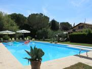 Gemütliches Ferienhaus : Region Pisa für 4 Personen