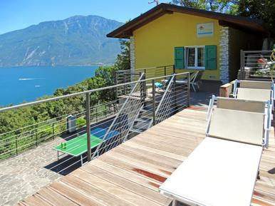 Holiday home 336033 for 8 persons in Limone sul Garda