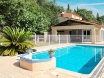 Holiday home 337653 for 8 persons in Seillans
