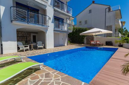 Appartamento 338834 per 4 persone in Crikvenica