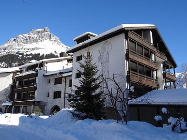 Holiday apartment 349012 for 2 persons in Engelberg