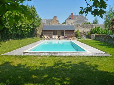 Holiday home 35239 for 16 persons in Thorigné-d'Anjou