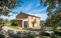 Gemütliches Ferienhaus : Region Gambassi Terme für 14 Personen