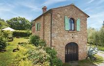 Gemütliches Ferienhaus : Region Volterra für 5 Personen