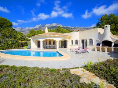 Holiday home 354363 for 4 persons in Altea