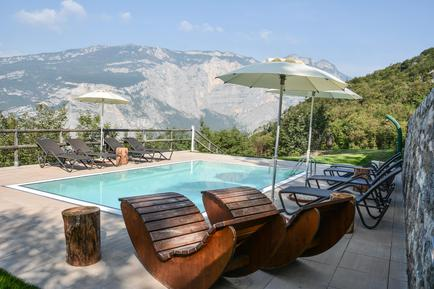 Holiday apartment 362459 for 2 persons in Arco