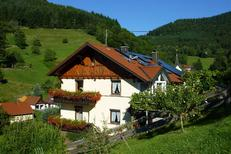 Studio 368544 for 6 persons in Wolfach