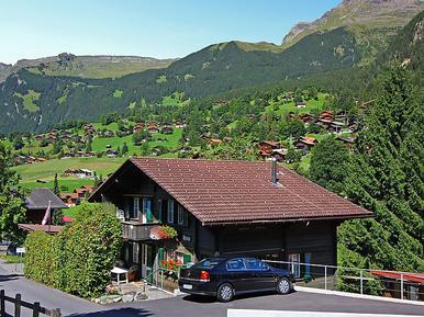 Ferienwohnung 37211 für 4 Personen in Grindelwald