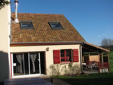 Ferienhaus 375603 für 4 Erwachsene + 1 Kind in Oneux