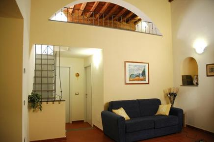 Holiday apartment 388289 for 4 adults + 1 child in Florence